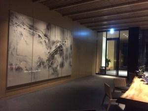 日本最高峰のホテル!アマン東京のスイートルーム