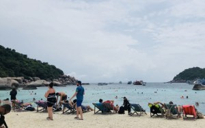 6年ぶりのサムイ島のビーチは中国人だらけになっていた…