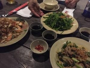本場ホーチミンでベトナム料理食べてみたら予想外の・・・