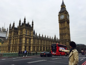 「ロンドンといえばここ!」という王道の観光スポット巡り