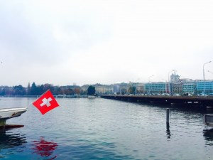 スイスのジュネーブ観光。行ってみたらこんな所だった