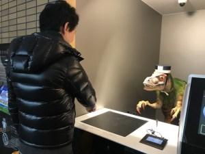 最新技術を導入した「変なホテル@長崎ハウステンボス」