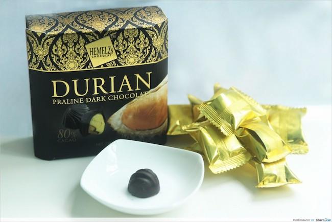 ドリアンチョコレート