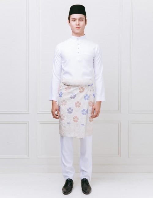 マレー系 男性 結婚式衣装