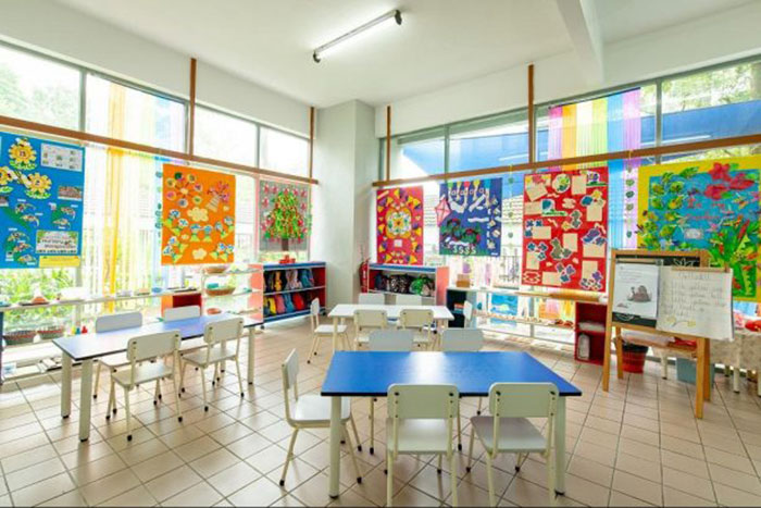 Peter Jane 幼稚園