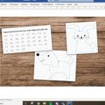 Puzzel en oefen met meetkunde