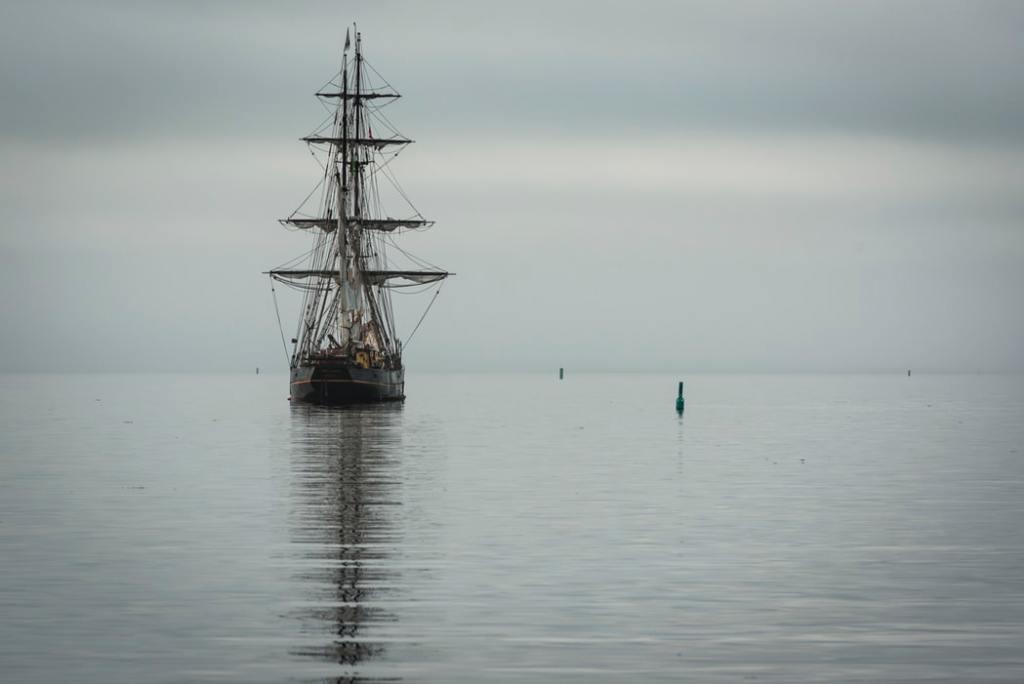 Edmond Dantes der Seefahrer