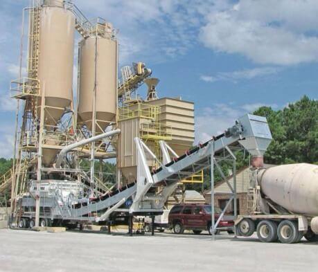 Оборудование для производства бетона стационарные и мобильные мини заводы песок в керамзитобетоне