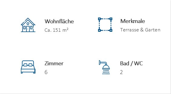 Immobilien in Steinfurt Reihenmittelhaus Borghorst verkaufen