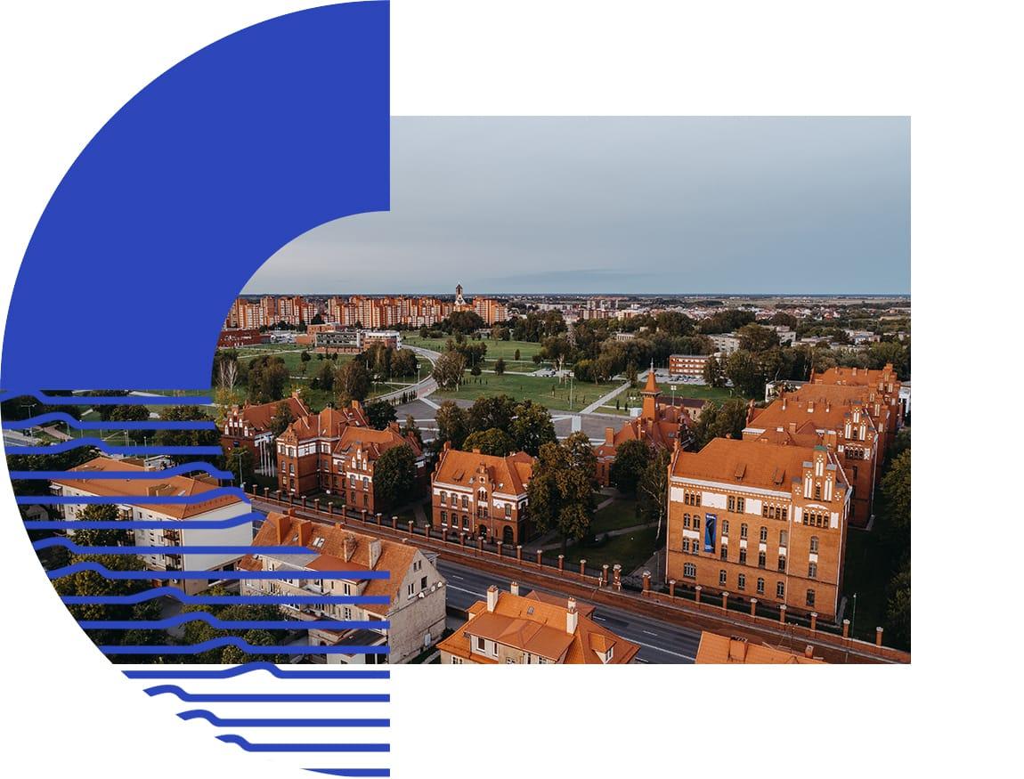 5.Klaipėdos universitetas