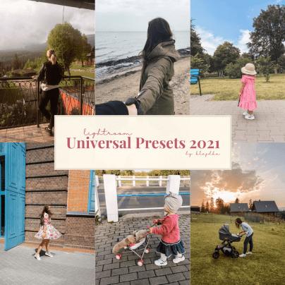 universal presets 2021