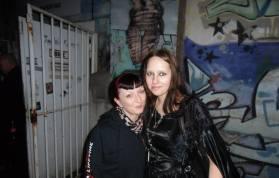 Ein Bild von Uli und mir *.*