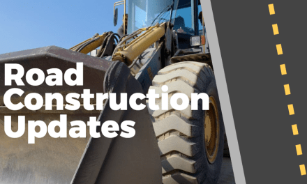 Road Construction Updates Week Of August 26th, 2019