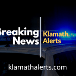 Suspect arrested in hit and run on Crater Lake Parkway