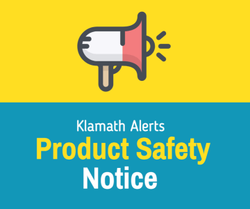 Product safety recalls