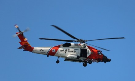Coast Guard Rescues Man With Medical Emergency Aboard Cruise Ship Off Coast Of Coos Bay
