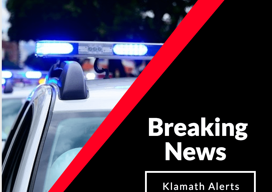 Detectives from the Klamath Falls Police Department and Parole and Probation Officers make arrest on an outstanding warrant for murder