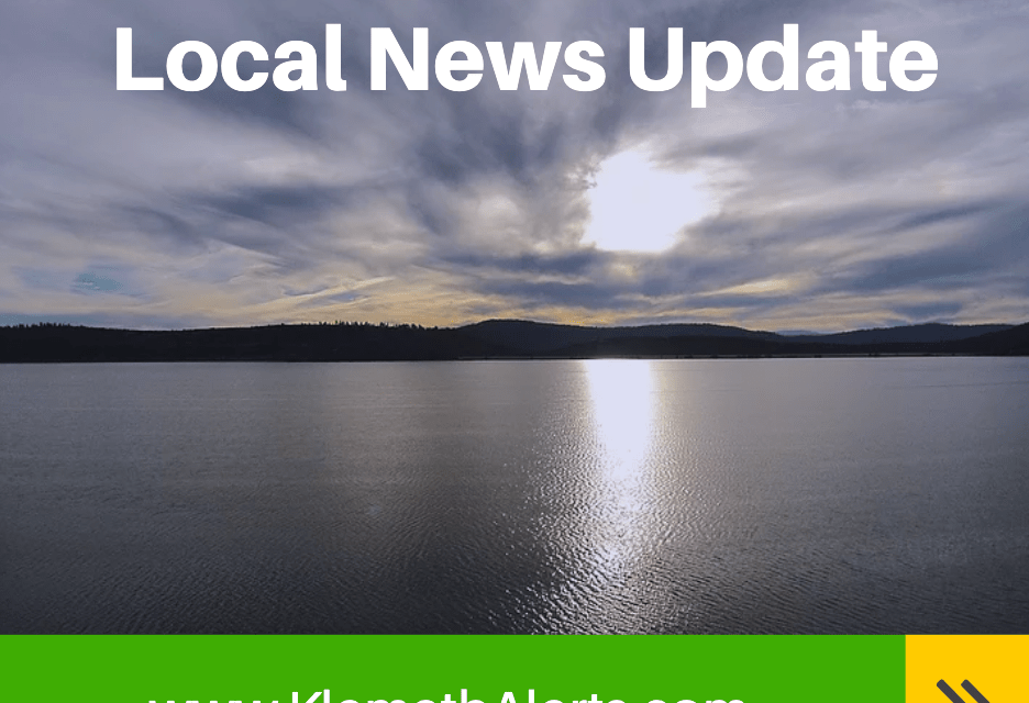 Klamath County's Lyndon Kerns Receives Oregon Farm Bureau Distinguished Service Award