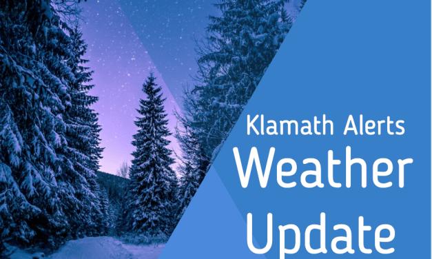 Winter Weather Update Thursday 1-16-20