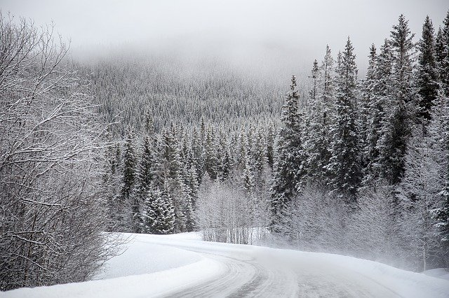 Weather Outlook: Snow Expected In Mountains Tuesday