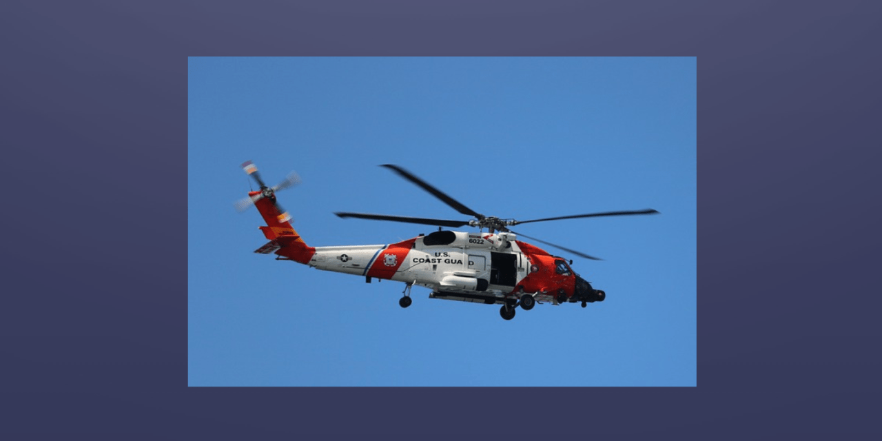 Coast Guard rescues woman from cliff near Cape Falcon at Oregon Coast (Video)