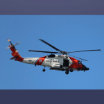 Coast Guard with assistance from other agencies rescue injured hiker near Cascade Locks, OR
