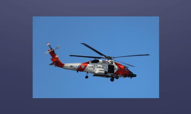 Coast Guard rescues woman from cliff near Cape Falcon at Oregon Coast (Video)