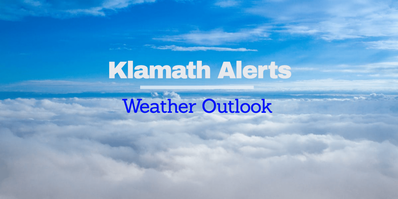Weather Outlook: Cooler and wetter weather expected by end of week