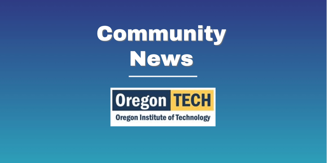 KCC and Oregon Tech sign MOU to provide education pathway for military students