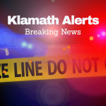 Klamath Falls City Police Investigating Shooting on East Main