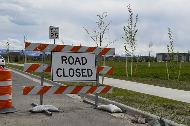 Road closures start tomorrow for Deer Creek culvert replacement project