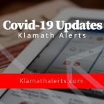 Klamath County reports death, 1 new case of COVID-19