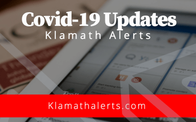 Klamath County reports first COVID-19 death
