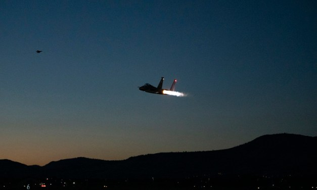 173rd FW to conduct night flying operations