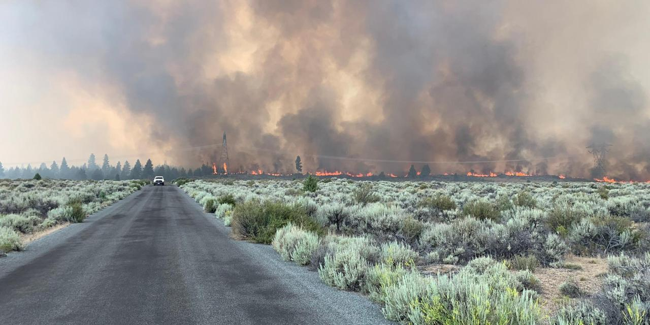 Caldwell Fire Update August 1st, 2020: Now 85% contained at 80,859 acres
