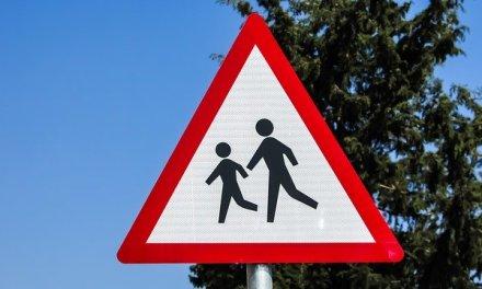 Public Works School Zones Reminder