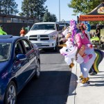 "173rd Fighter Wing hosts ""Trunk or Treat"" family day at Kingsley Field"