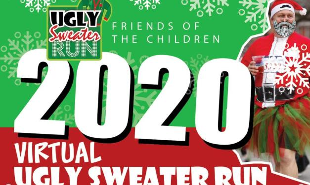 Friends of the Children Ugly Sweater Run
