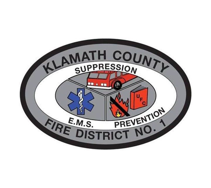 Last Friday marked the official re-opening of Klamath County Fire District 1, Station 1