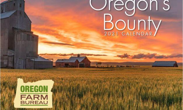 Oregon Farm Bureau seeks calendar photos