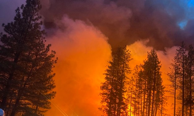 Wildfire Update: Yellow Jacket and Sycan River Fires