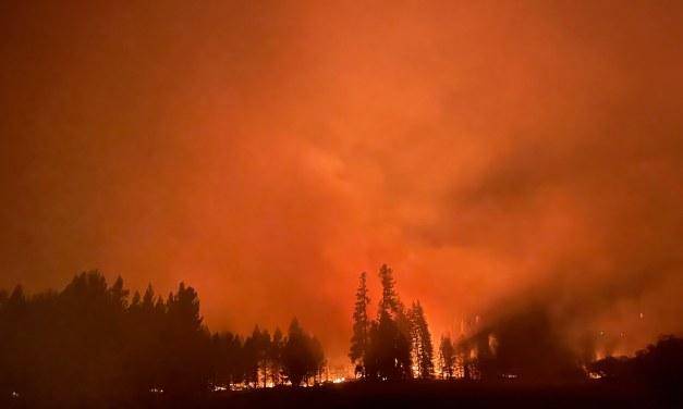 Bootleg Fire Update July 24