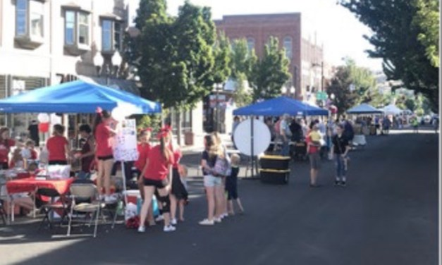 THIRD THURSDAYS ARE BACK! And other street closure updates