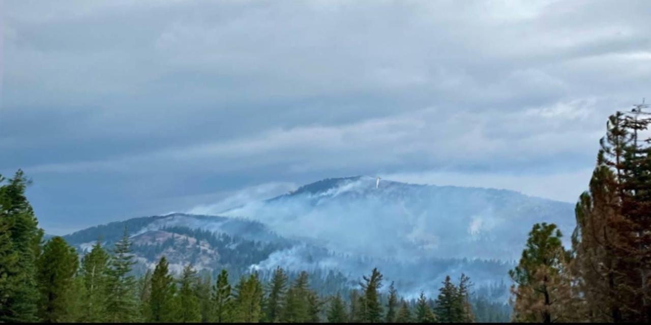 Cougar Peak Fire Update – 9/18/21