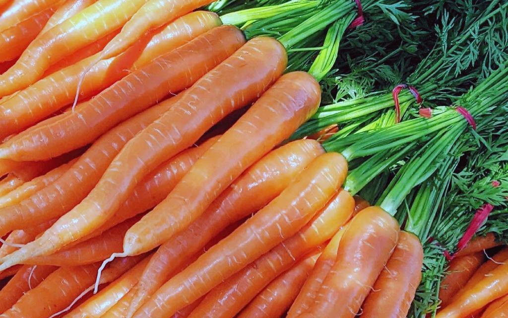 Klamath Carrot Crunch on Oct. 21 will celebrate local farmers