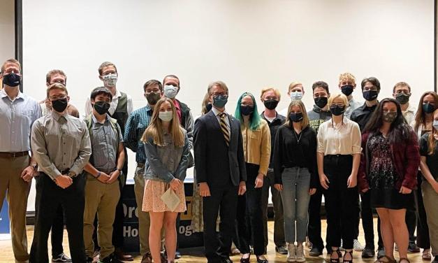 Twenty-three students join Oregon Tech's Honors Program