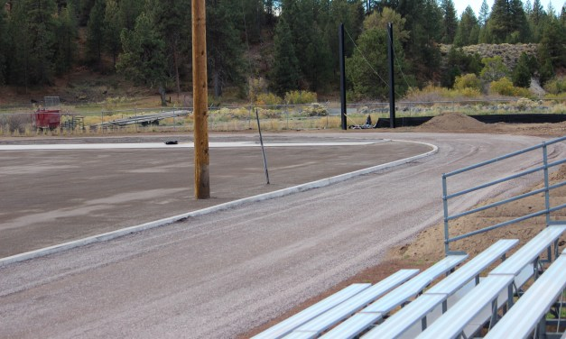 The Klamath Tribes donate $500,000 to Chiloquin track and field project
