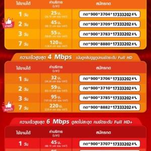 เน็ตทรูไม่ลดสปีด 1Mbps 4mbps 6Mbps-02