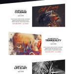 EchoVoid Web Design - Projects Page