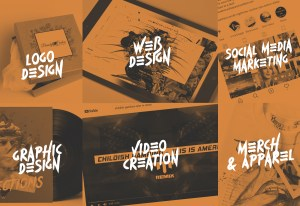 Services Visual Branding Design Social Media